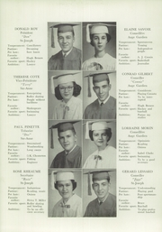 Page 11, 1951 Edition, Notre Dame High School - Yearbook (Berlin, NH) online yearbook collection