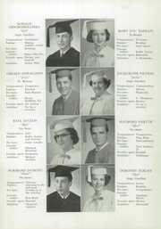 Page 14, 1951 Edition, Notre Dame High School - Yearbook (Berlin, NH) online yearbook collection