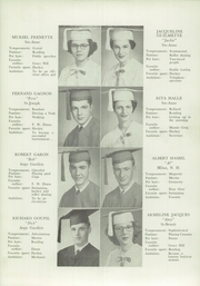 Page 15, 1951 Edition, Notre Dame High School - Yearbook (Berlin, NH) online yearbook collection