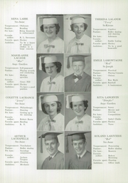 Page 16, 1951 Edition, Notre Dame High School - Yearbook (Berlin, NH) online yearbook collection