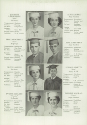 Page 17, 1951 Edition, Notre Dame High School - Yearbook (Berlin, NH) online yearbook collection
