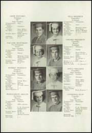 Page 16, 1952 Edition, Notre Dame High School - Yearbook (Berlin, NH) online yearbook collection