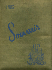 Page 1, 1957 Edition, St Marie High School - Souvenir Yearbook (Manchester, NH) online yearbook collection