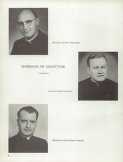 Page 10, 1957 Edition, St Marie High School - Souvenir Yearbook (Manchester, NH) online yearbook collection