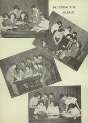 Page 14, 1951 Edition, St Mary High School - Marian Yearbook (Claremont, NH) online yearbook collection