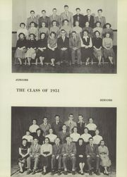 Page 8, 1951 Edition, St Mary High School - Marian Yearbook (Claremont, NH) online yearbook collection
