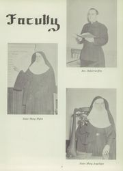Page 11, 1953 Edition, St Mary High School - Marian Yearbook (Claremont, NH) online yearbook collection