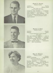Page 14, 1953 Edition, St Mary High School - Marian Yearbook (Claremont, NH) online yearbook collection
