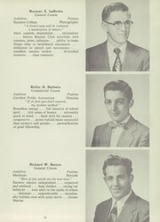 Page 15, 1953 Edition, St Mary High School - Marian Yearbook (Claremont, NH) online yearbook collection