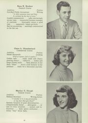 Page 17, 1953 Edition, St Mary High School - Marian Yearbook (Claremont, NH) online yearbook collection