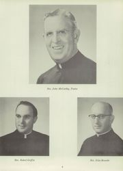 Page 9, 1953 Edition, St Mary High School - Marian Yearbook (Claremont, NH) online yearbook collection