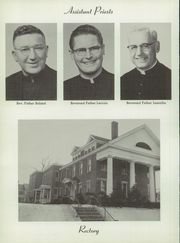 Page 12, 1959 Edition, St Mary High School - Marian Yearbook (Claremont, NH) online yearbook collection