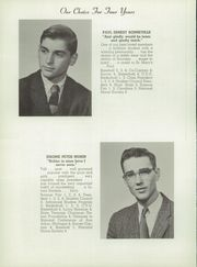 Page 14, 1959 Edition, St Mary High School - Marian Yearbook (Claremont, NH) online yearbook collection