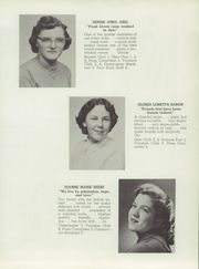 Page 15, 1959 Edition, St Mary High School - Marian Yearbook (Claremont, NH) online yearbook collection