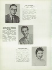 Page 16, 1959 Edition, St Mary High School - Marian Yearbook (Claremont, NH) online yearbook collection