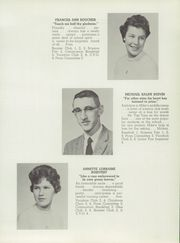 Page 17, 1959 Edition, St Mary High School - Marian Yearbook (Claremont, NH) online yearbook collection