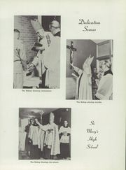 Page 9, 1959 Edition, St Mary High School - Marian Yearbook (Claremont, NH) online yearbook collection