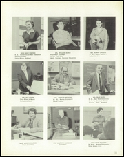 Page 15, 1957 Edition, Charlestown High School - Blue and Gold Yearbook (Charlestown, NH) online yearbook collection