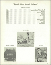 Page 7, 1957 Edition, Charlestown High School - Blue and Gold Yearbook (Charlestown, NH) online yearbook collection
