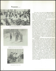 Page 8, 1957 Edition, Charlestown High School - Blue and Gold Yearbook (Charlestown, NH) online yearbook collection