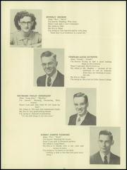 Page 16, 1951 Edition, Towle High School - Spirit Yearbook (Newport, NH) online yearbook collection