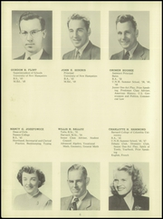 Page 8, 1951 Edition, Towle High School - Spirit Yearbook (Newport, NH) online yearbook collection
