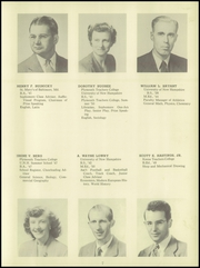 Page 9, 1951 Edition, Towle High School - Spirit Yearbook (Newport, NH) online yearbook collection