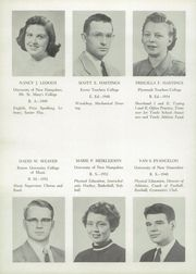 Page 12, 1954 Edition, Towle High School - Spirit Yearbook (Newport, NH) online yearbook collection