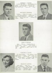 Page 16, 1954 Edition, Towle High School - Spirit Yearbook (Newport, NH) online yearbook collection