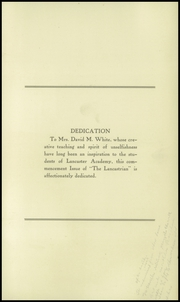 Page 3, 1936 Edition, Lancaster High School - Lancastrian Yearbook (Lancaster, NH) online yearbook collection