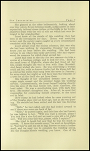 Page 9, 1936 Edition, Lancaster High School - Lancastrian Yearbook (Lancaster, NH) online yearbook collection