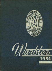 Page 1, 1954 Edition, Walpole High School - Topper Yearbook (Walpole, NH) online yearbook collection