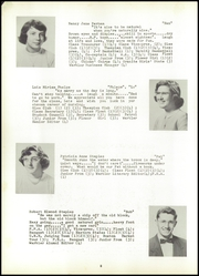 Page 12, 1954 Edition, Walpole High School - Topper Yearbook (Walpole, NH) online yearbook collection