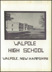 Page 5, 1954 Edition, Walpole High School - Topper Yearbook (Walpole, NH) online yearbook collection