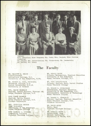 Page 6, 1954 Edition, Walpole High School - Topper Yearbook (Walpole, NH) online yearbook collection