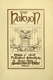 Page 9, 1916 Edition, Swarthmore College - Halcyon Yearbook (Swarthmore, PA) online yearbook collection