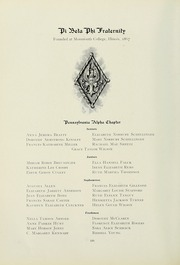 Page 164, 1922 Edition, Swarthmore College - Halcyon Yearbook (Swarthmore, PA) online yearbook collection