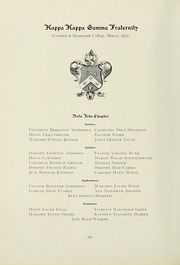 Page 166, 1922 Edition, Swarthmore College - Halcyon Yearbook (Swarthmore, PA) online yearbook collection