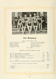 Page 256, 1923 Edition, Swarthmore College - Halcyon Yearbook (Swarthmore, PA) online yearbook collection