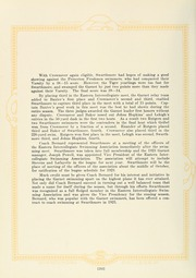 Page 258, 1923 Edition, Swarthmore College - Halcyon Yearbook (Swarthmore, PA) online yearbook collection