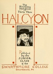 Page 9, 1933 Edition, Swarthmore College - Halcyon Yearbook (Swarthmore, PA) online yearbook collection