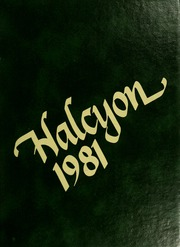 1981 Edition, Swarthmore College - Halcyon Yearbook (Swarthmore, PA)