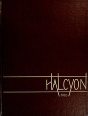 1985 Edition, Swarthmore College - Halcyon Yearbook (Swarthmore, PA)