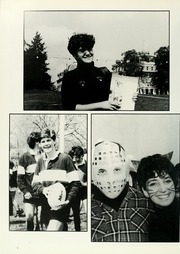 Page 10, 1988 Edition, Swarthmore College - Halcyon Yearbook (Swarthmore, PA) online yearbook collection