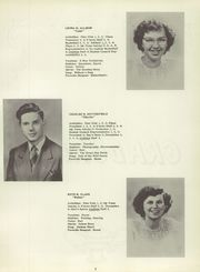 Page 11, 1950 Edition, Antrim High School - Audition Yearbook (Antrim, NH) online yearbook collection