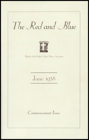 Page 3, 1938 Edition, St Josephs High School - Red and Blue Yearbook (Manchester, NH) online yearbook collection