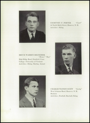Page 54, 1941 Edition, Clark School - Annual Yearbook (Hanover, NH) online yearbook collection