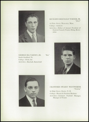 Page 56, 1941 Edition, Clark School - Annual Yearbook (Hanover, NH) online yearbook collection