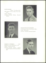 Page 57, 1941 Edition, Clark School - Annual Yearbook (Hanover, NH) online yearbook collection