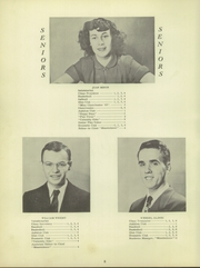 Page 12, 1950 Edition, Twin Mountain High School - Mountaineer Yearbook (Twin Mountain, NH) online yearbook collection
